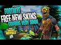 NEW LEGENDARY SKINS IN FORTNITE + NEW GLIDERS AND OTHER COSMETICS