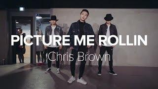 Picture Me Rollin Chris Brown / Junsun Yoo Choreography