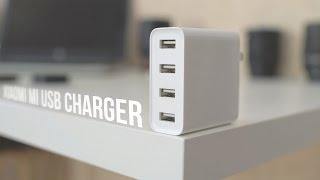 Обзор Xiaomi Mi USB Charger. Достойная замена утерянному заряднику.