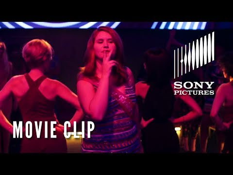 ROUGH NIGHT Movie  – Dance Routine