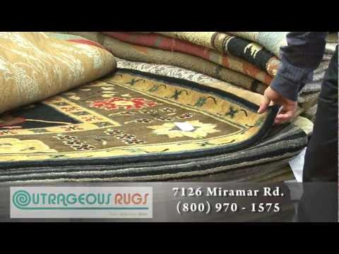 Video Of Outrageous Rugs: Quality Rugs That Bring Home Decor To Life