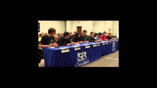 High School FINALS SWPA Regionals Science Bowl 2013
