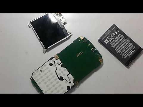 nokia 302 white display solution