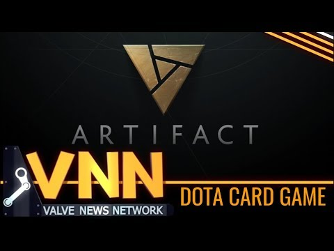 This is Valve's New Game? - Artifact