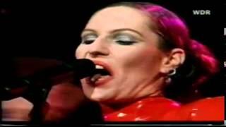 Rosenstolz - Soubrette werd' ich nie (Live im Rockpalast 1998)