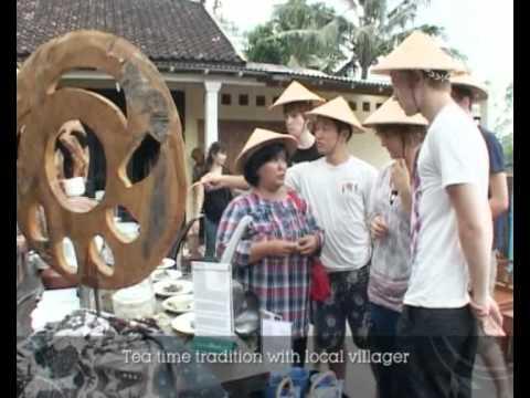 The Authentic Village Journey - Yogyakarta, Indonesia (in English)