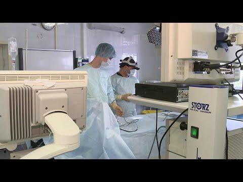 Новые технологии помогают лечить онкобольных детей без химиотерапии.