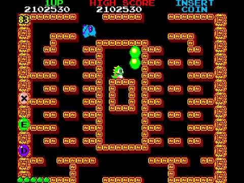 Arcade Longplay [350] Bubble Bobble