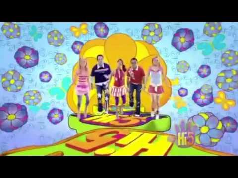 Hi-5: 1 Hi-5 Theme (Karaoke | Instrumental) NOT FULL