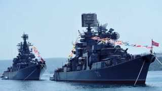 Russian navy's surprise visit to France | Russian Fleet pays unexpected visit to France