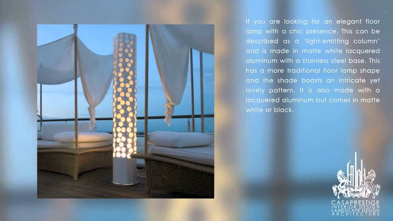 floor lamp - YouTube