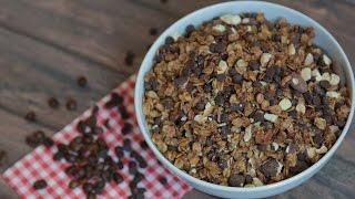 Homemade Granola 3 Delicious Ways