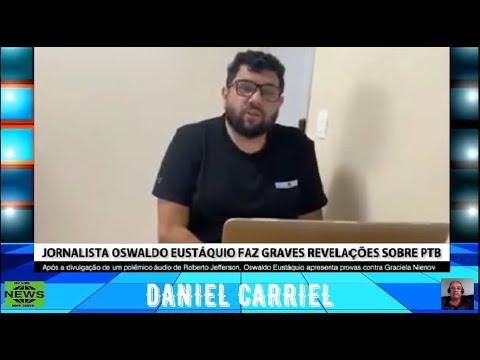 Oswaldo Eustáquio faz GRAVES DENÚNCIAS contra direção do PTB
