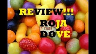 Roja Dove Fruity Aoud Fragrance Perfume Review!! (2015)