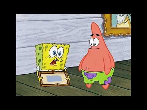 Spongebob Edited - Wet Painters Mr Skeleboner Reupload