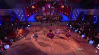 West Side Story Cast on Dancing with the Stars