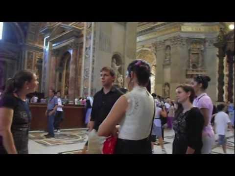 DeSales University: Rome Study Abroad
