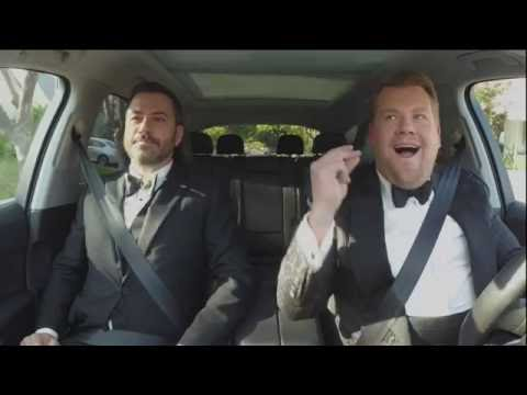 EMMY's 2016 | Carpool karaoke met Jimmy Kimmel & James Corden | FOX