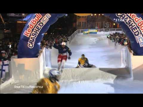 Red Bull Crashed Ice Are - Freestyle - StarTV
