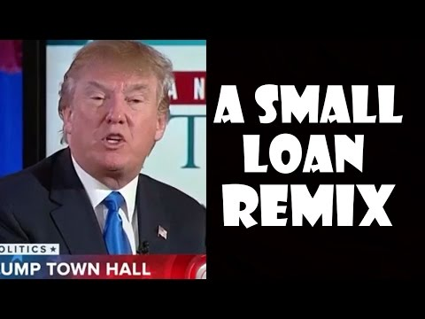 SMALL LOAN OF A MILLION DOLLARS - Remix Compilation