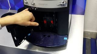 кофеварка эспрессо DELONGHI ESAM 3000 B обзор