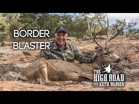 """South Texas Hogs and Mexico Mule Deer - """"Border Blaster"""""""