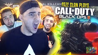 FAZE CLAN PLAYS BLACK OPS 3 - I HIT A SHOT!!