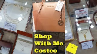 Michael Kors bags/ Shop With Me Costco