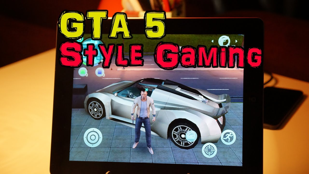 gta 5 games for android
