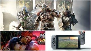 Новые классы в For Honor, анонс игры Necromunda | Игровые новости