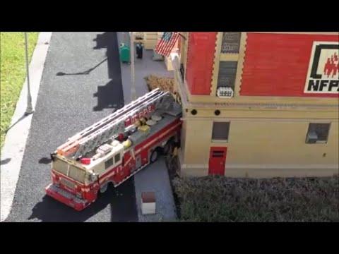Legoland MINILAND Inc., Georgetown, Lincoln Memorial, Tampa & Panama City Beach