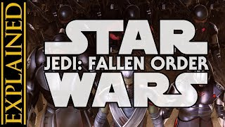 Star Wars Jedi: Fallen Order - Details, Hopes, and Expectations