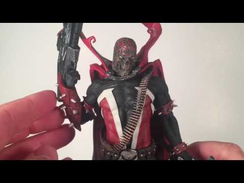 Spawn Rebirth Toys'R'Us Exclusive Review