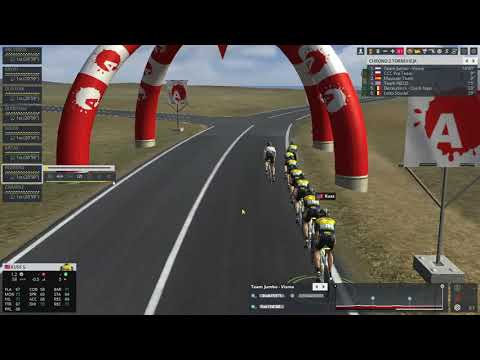 Pro Cycling Manager 2019 2019 La Vuelta Stage 1  