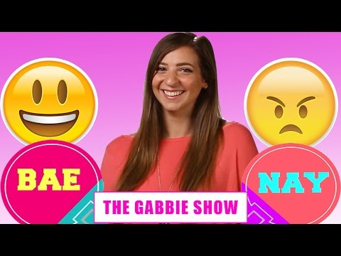 Music Festivals, Hashtags and Tanning with The Gabbie Show #BAEorNAY
