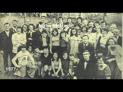 CIE Galway Tops of the Town Mosney 1977