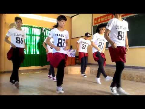 Tez Cadey - Seve Shuffle dance - 12a1 team