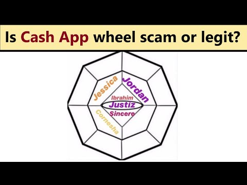 Cash App wheel game - scam or legit way how to flip 100 $ to 800 $?