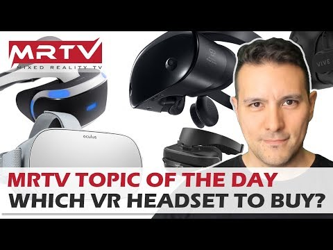 Vr Headset Comparison >> Topic Of The Day 5 Which Vr Headset To Buy Vr Headset Comparison