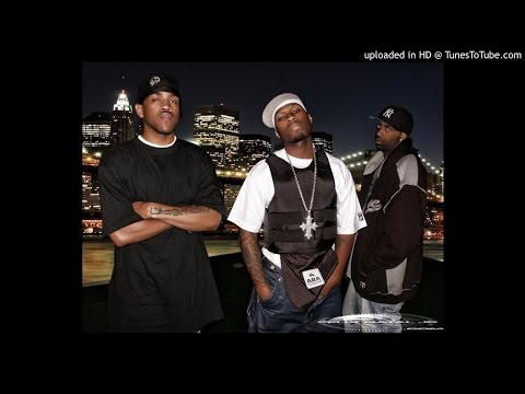 """50 Cent, Lloyd Banks, G-unit type beat - """"Blood in"""""""