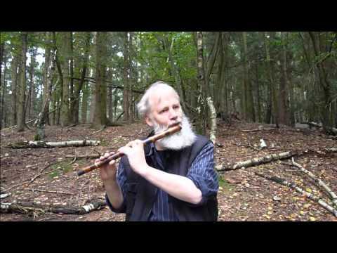 Einfach Bambus Querflote Spielen Ein Northern Lights Flutes