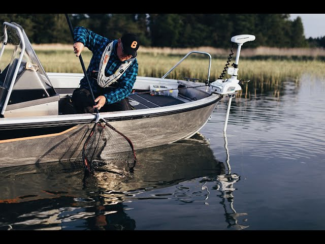 Jani Ollikainen –vuoden kalastusopas 2021