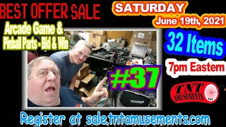 Best Offer Sale #37 - We sell …