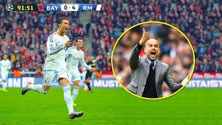 The Day Cristiano Ronaldo Destroyed Pep Guardiola MP3