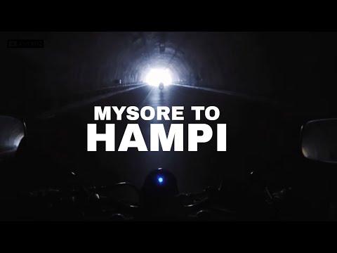 [Eps. 14] THE LAST STOP - Mysore To Hampi - Bajaj Avenger Street 220 (2015)