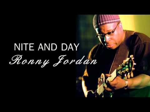 Nite and Day - Ronny Jordan (Smooth Jazz Guitar)