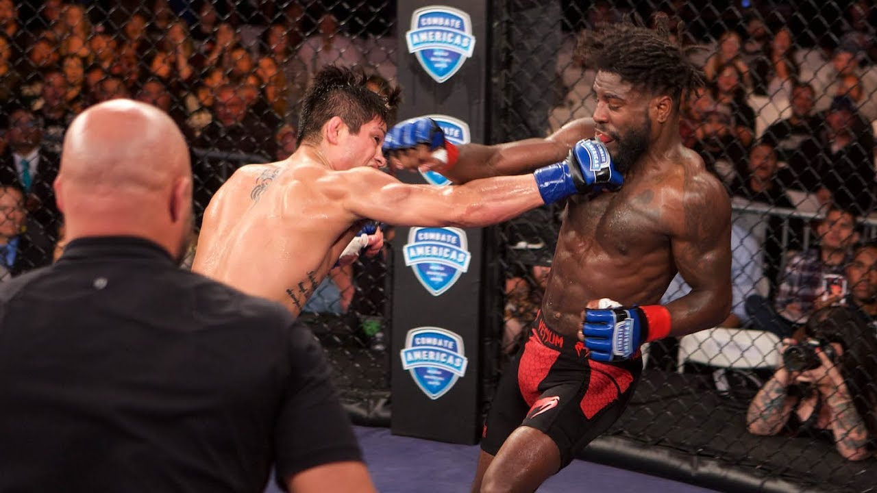 John Castaneda vs Chris Beal Full Fight (English) | MMA | Combate 14