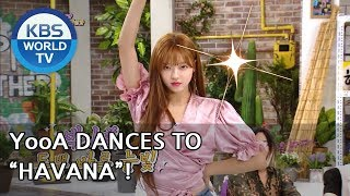 YooA dances to