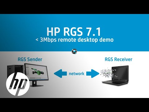 Remote Desktop For 3D CAD On Slow Network | Z Workstations | HP