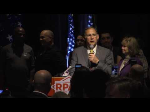 Senator John Boozman Victory Speech